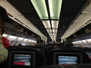 KL 15 hour flight
