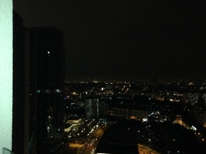 KL bedroom view pm 2