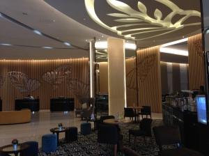 KL lobby of home