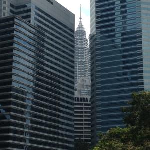 KL Petronas tower