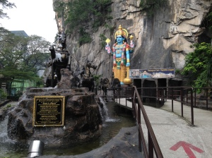 Batu Caves Ramayana 1