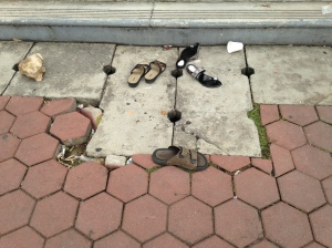 Batu Caves shoes