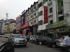 Cameron highlands town