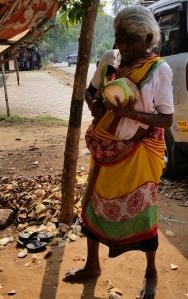 coconut-woman