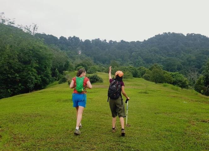 Bukit Tabur approach 2