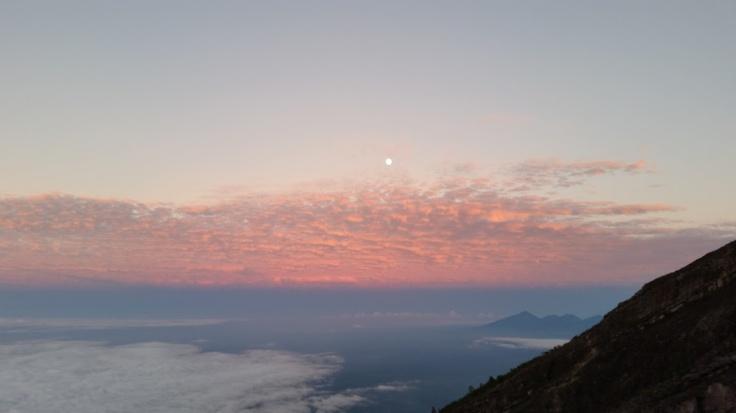 Mt. Agung Bali Sunrise